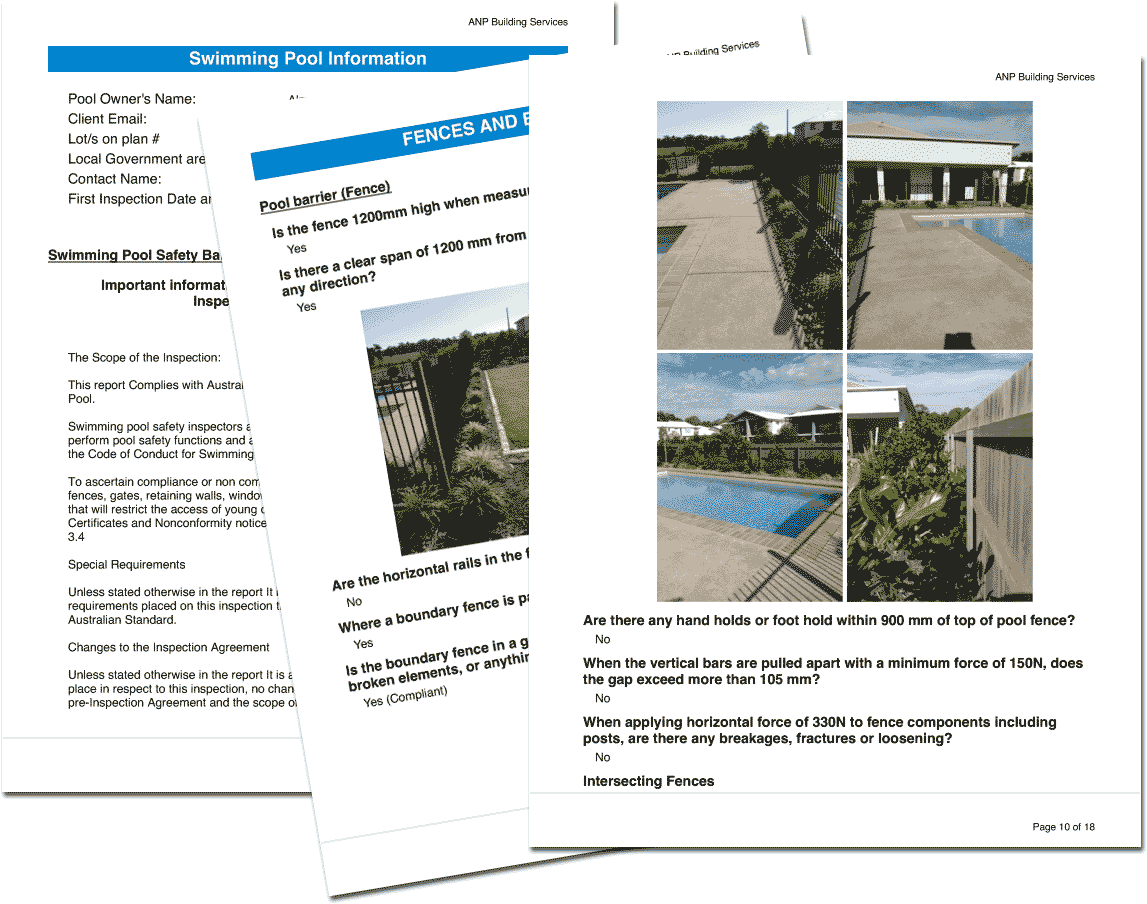 Brisbane Pool Certification and Inspection