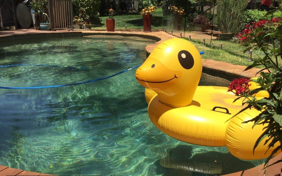Pool Safety Checklist