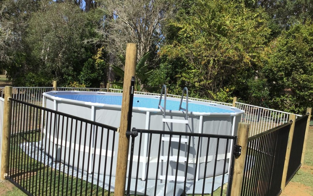 Above Ground Pool Fence Regulations Qld